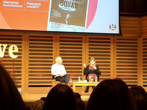 Jennifer Egan at Guardian Book Club